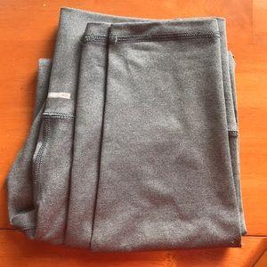Aerie Move gray 7/8 leggings